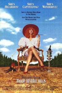 Am I supposed to believe SHE dragged that heavy antique chair all the way out into the woods.  Just the movie poster and already I'm being asked to suspend disbelief.