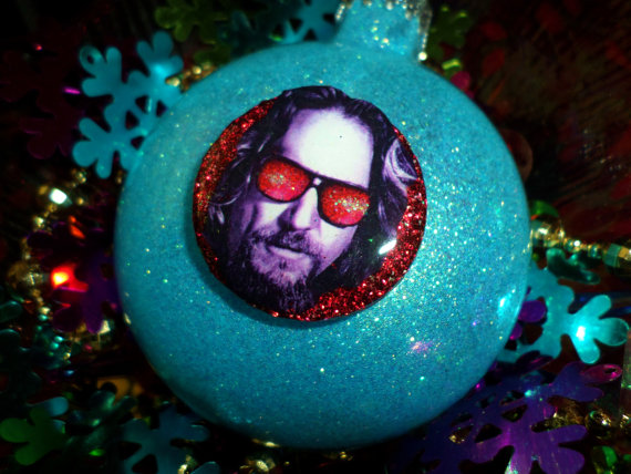 """The Dude Yuletides...."" (sorry)"