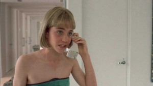 """""""It's me again.  Put the dolphin on the phone.  Of course he knows me, we worked at SeaQuest DSV together."""""""