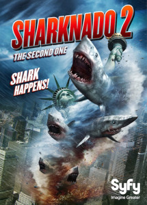"""Shark Happens"".  That's the tagline.  That's the level of effort that's going into this thing, right out the gate."