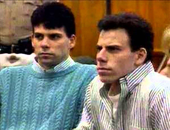 They were found guilty....of wearing sick sweaters!!! And murder.
