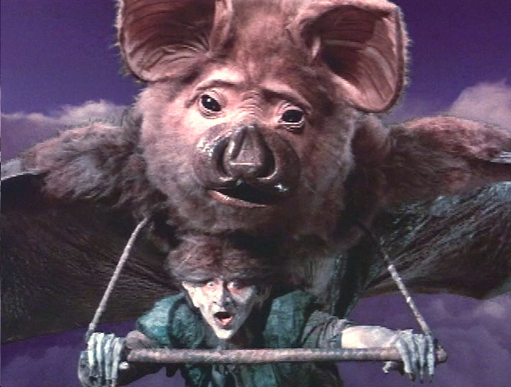 One of these guys has autism.  The other one is a giant bat.  Psych!  They both have autism.